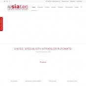 Website pentru firma Aluterm Group