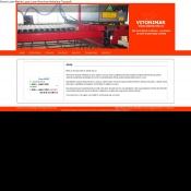 Website pentru firma SC VITONIMAR SRL