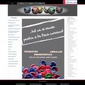 Website pentru firma Tipo Dalo