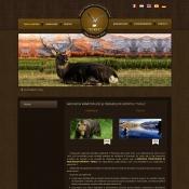 Website pentru firma Asociatia Vanatorilor si Pescarilor Sportivi Turul