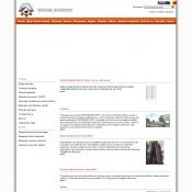 Website pentru firma SC UPSROM INDUSTRY SRL