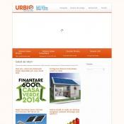 Website pentru firma SC URBIO RO SRL