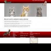 Website pentru firma Vetwell med