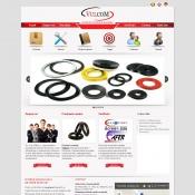Website pentru firma SC VULCOM SRL