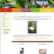 Website pentru firma SC XILOMOB SRL