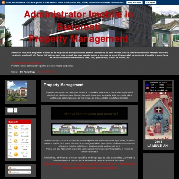 Servicii de Administrare Imobile