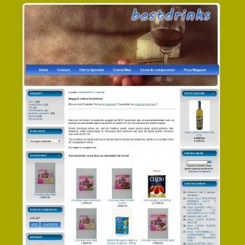 Magazin specializat de vinuri si produse traditionale italiene