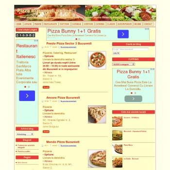 Pizza Bucuresti