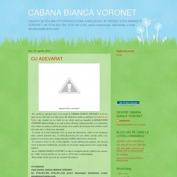 CABANA BIANCA VORONET
