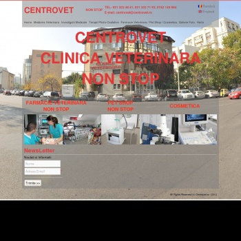 Medicina Veterinara , Tratamente / Chirurgie | Centrovet -