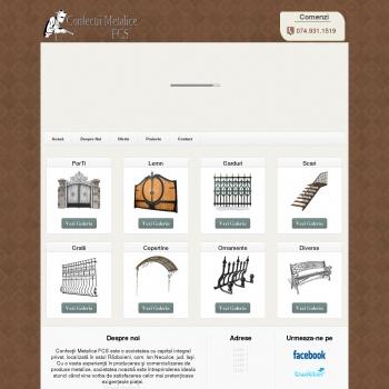 Confectii Metalice-FCS