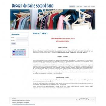 Depozit haine second hand bucuresti