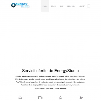 Energystudio : Web Design | Advertising | SEO | Graphic | Print