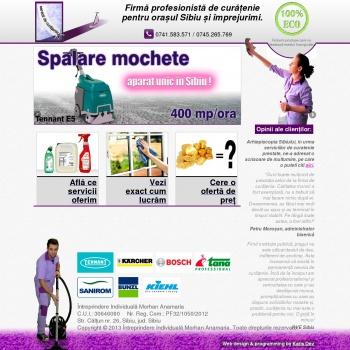Firma de curatenie din Sibiu