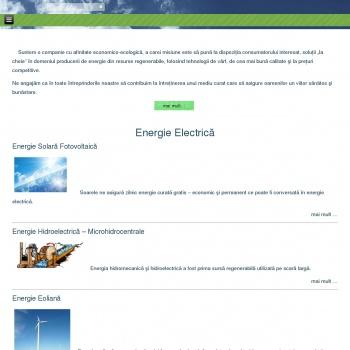 Energie, Economie, Ecologie, împreuna pentru o planeta mai curat