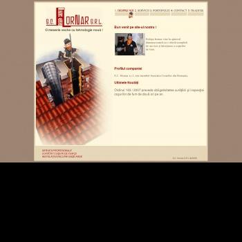 Website pentru firma Grierosu Virgil Intreprindere individuala