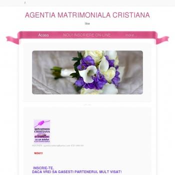 AGENTIA MATRIMONIALA CRISTIANA