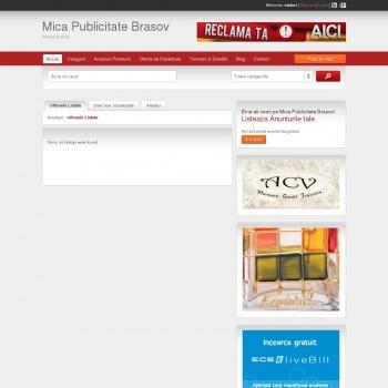Mica Publicitate Brasov