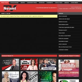 Neamt TV - Stiri video Neamt