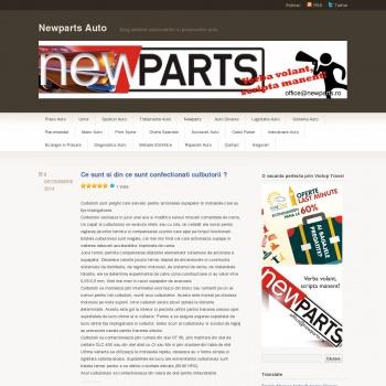 newparts auto