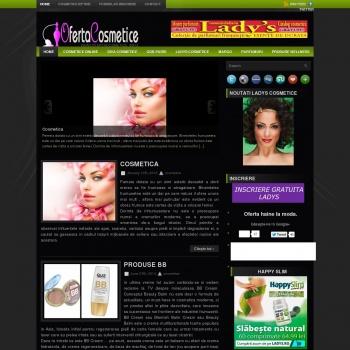 Oferta cosmetice online