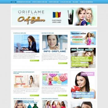 Reprezentant Oriflame