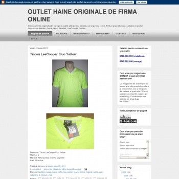 Haine firma (outlet)