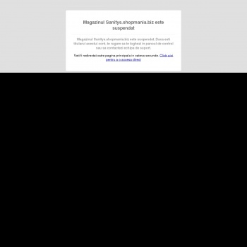 Website pentru firma SC Axa Cleaning SRL