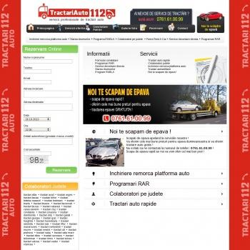 Tractari auto