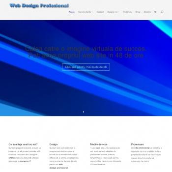 Creare site web ieftin
