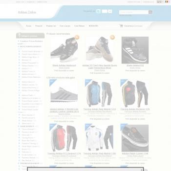 Magazin online de adidasi, haine si accesorii vestimentare