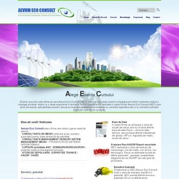 Website publicat de Cosmin D
