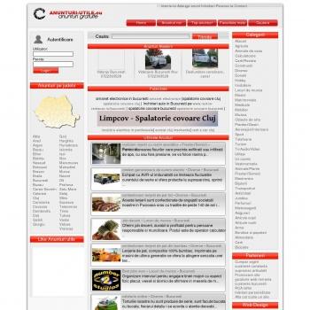 Website publicat de cipolin