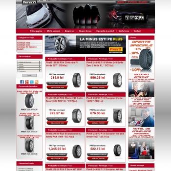 Vanzari Anvelope Pirelli, cauciucuri Pirelli, pneuri Pirelli