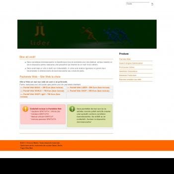 Web Design si SEO - Galati-Braila - Armonic Media