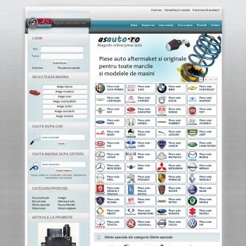 Magazin online de piese auto aftermarket si originale pentru toa