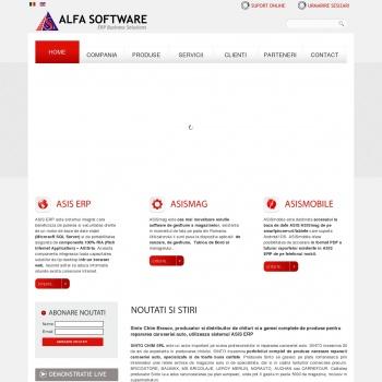ASiS ERP  - sistem informatic integrat
