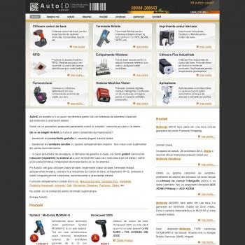 Website pentru firma SOFA SOFT SRL