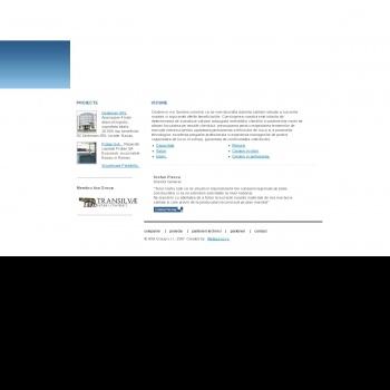 Website pentru firma S.C. AXA GROUP S.R.L. BACAU