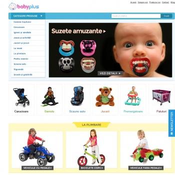 Website pentru firma Bralcom Concept Srl