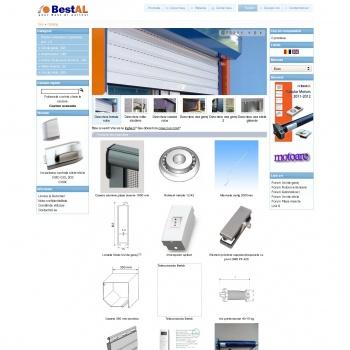 Website pentru firma BESTAL ROLL SYSTEM SRL