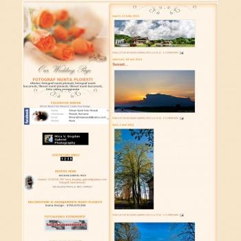Website pentru firma Micu V. Bogdan Gabriel Intreprindere Individuala