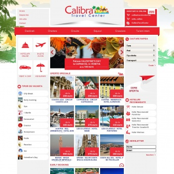 Calibra Travel (Calibra Invest SRL)