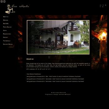 Website pentru firma Casa Mosului