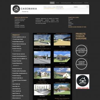 Website pentru firma SC FLASH CONCEPT SRL