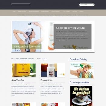 Catalog Forever | Produse Aloe Vera