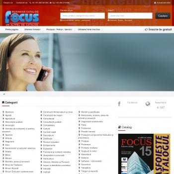 Website pentru firma SC MILLENIUM MANAGEMENT SRL