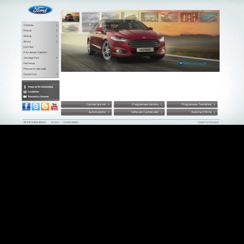 Website pentru firma SC CENTRAL MOTORS SRL