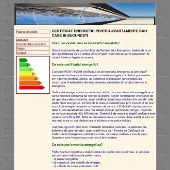 intocmire, certificat, energetic,pret