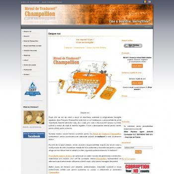 Biroul de Traduceri Champollion SRL